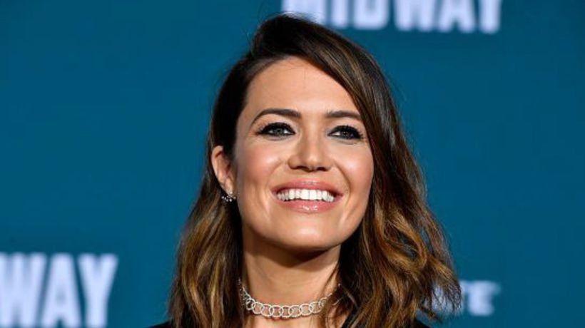 Mandy Moore 'grateful' to have overcome self-doubt from her 20s