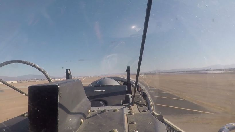 In-Cockpit View Will Make You Feel Like Top Gun