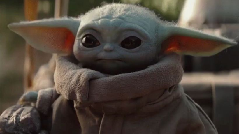 Baby Yoda Figurine Tops Amazon's Best-Sellers Chart
