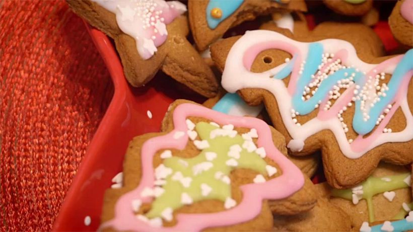 The Most Popular Christmas Cookies in the United States