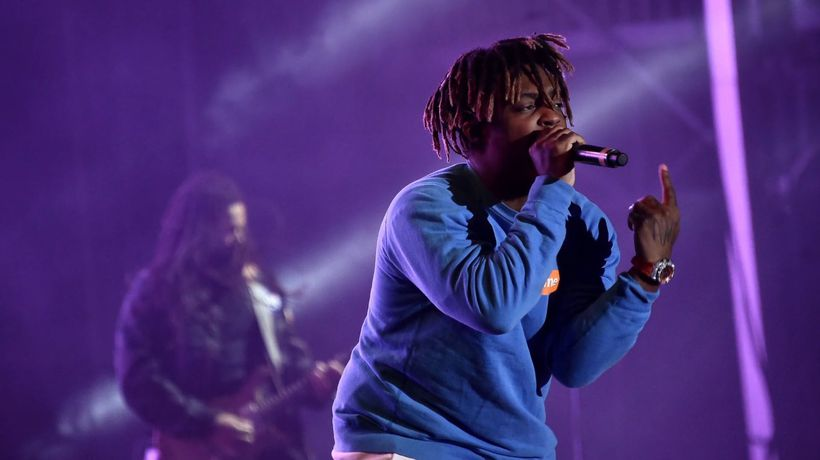 Juice WRLD's family opens up about late star's battle with prescription drugs
