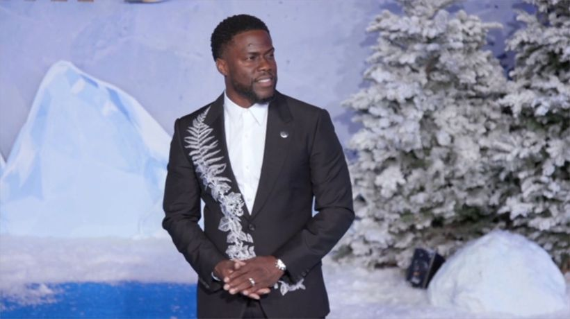 Kevin Hart says he's '65 to 75 percent' recovered following car accident