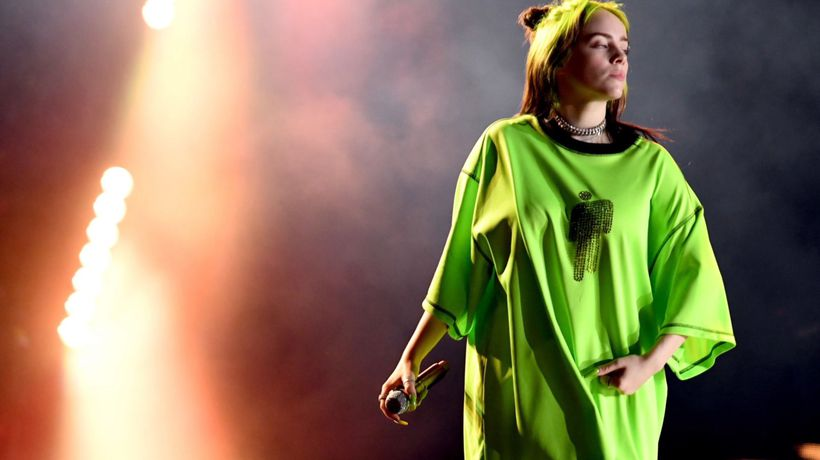 Billie Eilish opens up about 'toxic' relationship with body