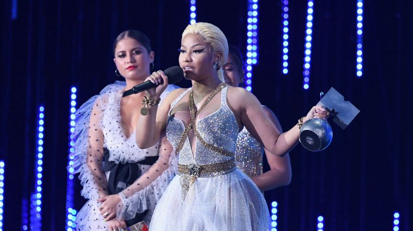 Nicki Minaj doubts she'll step away from music