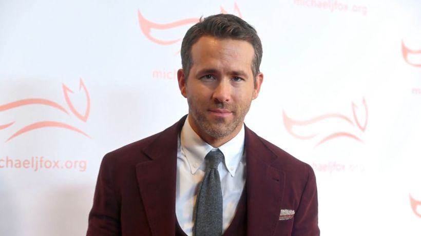 Ryan Reynolds jokes about third daughter's 'silent' name