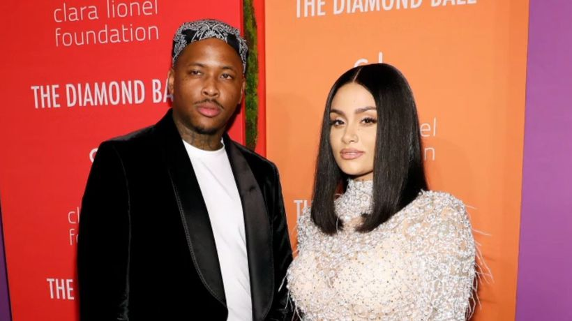 Kehlani confirms split from YG