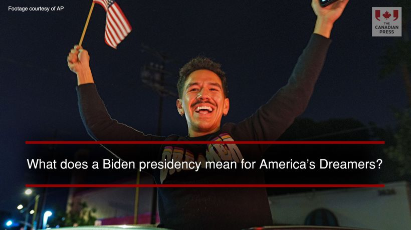 What Does a Biden Presidency Mean for Americas Dreamers