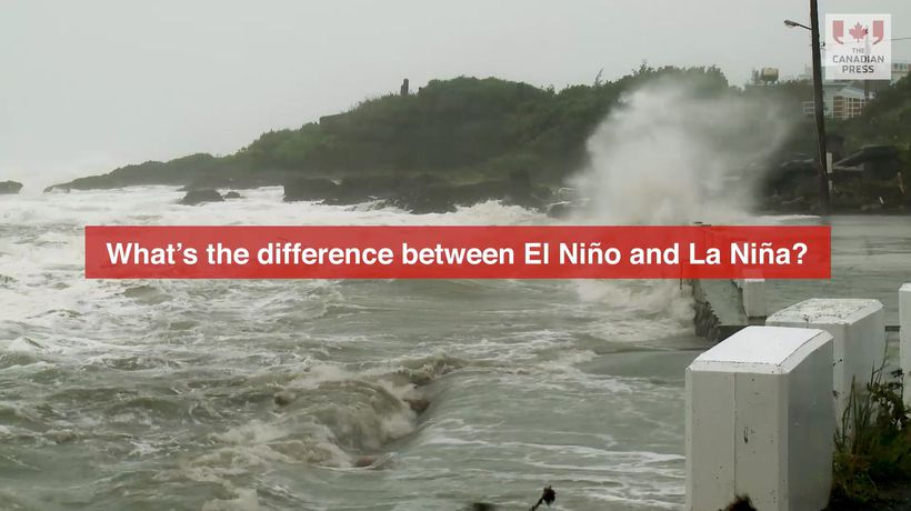 What's the Difference Between El Nino and La Nina?