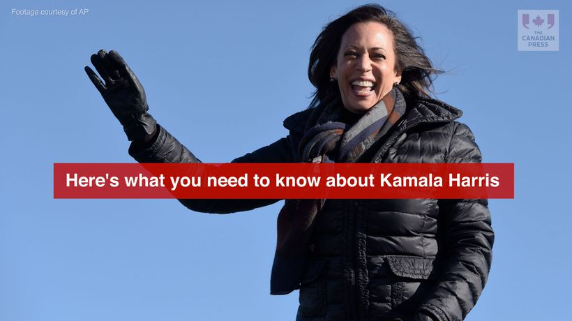 Here's What You Need to Know About Kamala Harris