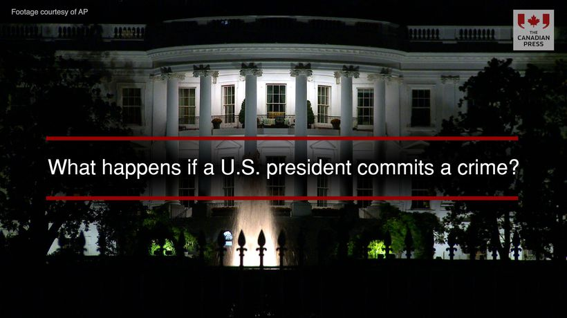 What Happens if a U.S. President Commits a Crime?