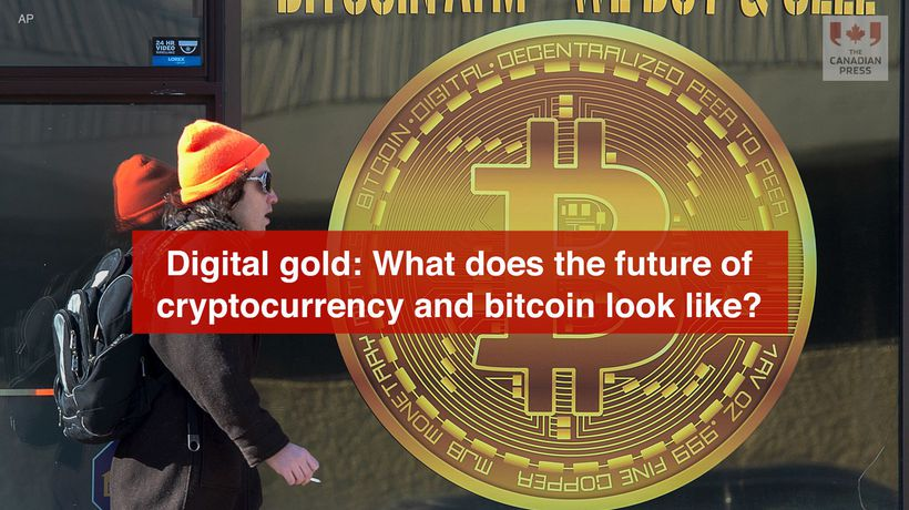 Digital gold: What does the future of cryptocurrency look like?