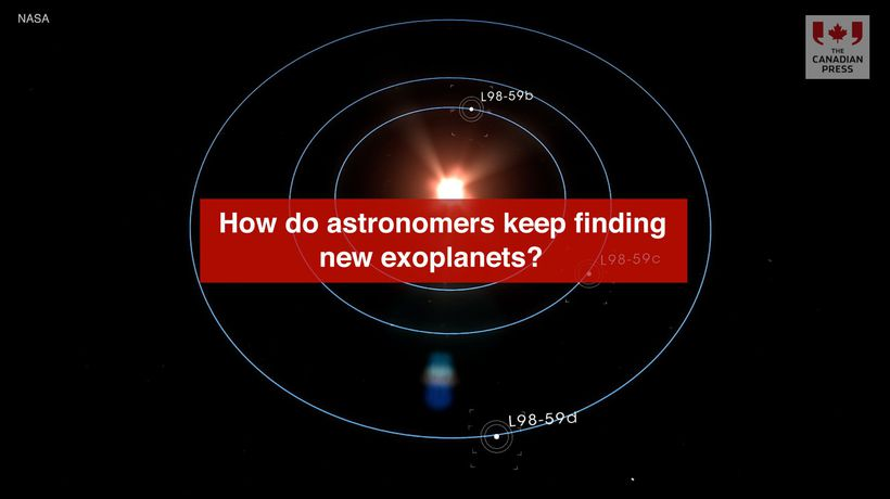 How do astronomers keep finding new exoplanets