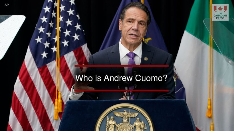 Who is Andrew Cuomo?
