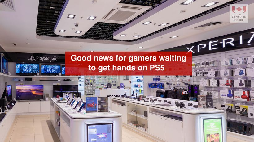 Good news for gamers waiting to get hands on PS5