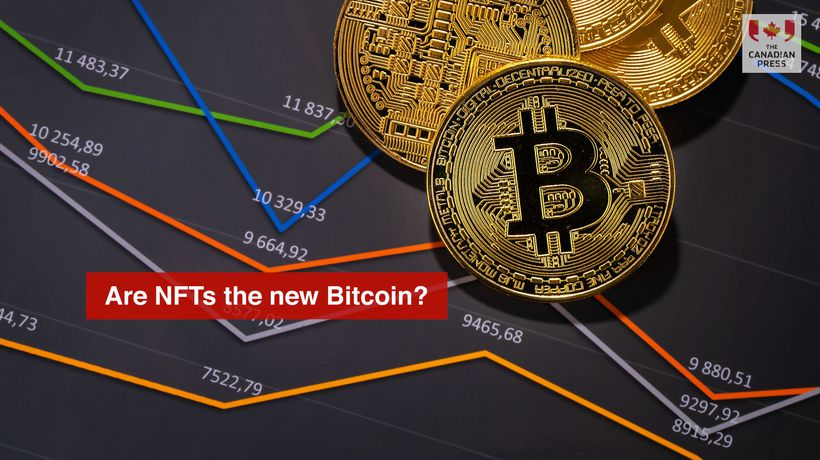 Are NFTs the new Bitcoin?