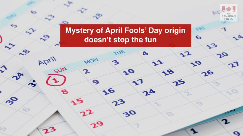 Mystery of April Fools' Day origin doesn't stop the fun