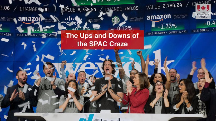 The Ups and Downs of the SPAC Craze