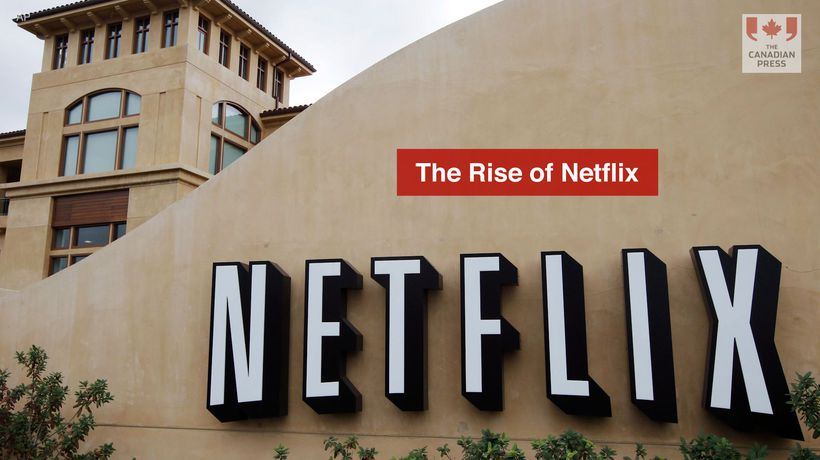 The Rise of Netflix