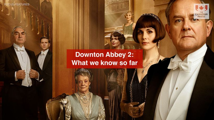 Downton Abbey 2: What we know so far
