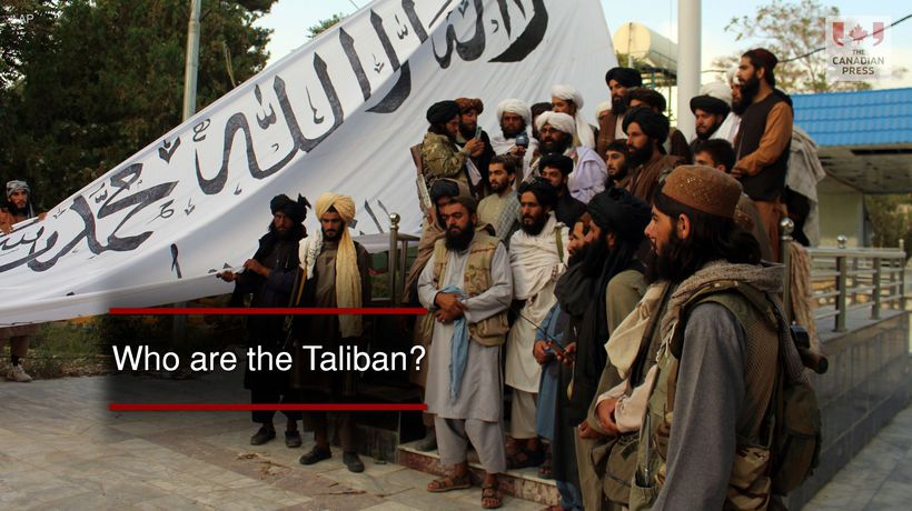 Who are the Taliban?