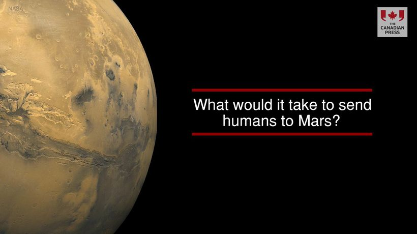 What would it take to send humans to Mars?
