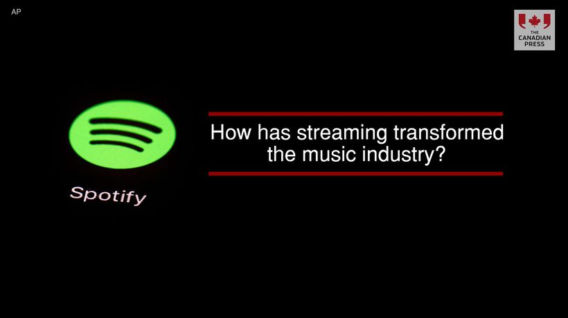 How has streaming transformed the music industry