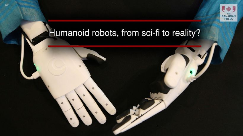 Humanoid robots, from sci-fi to reality?