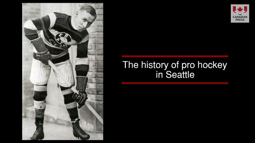 The history of pro hockey in Seattle