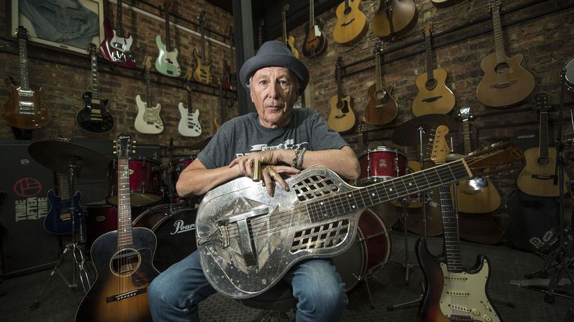 Meet Joburg's vintage guitar dealer