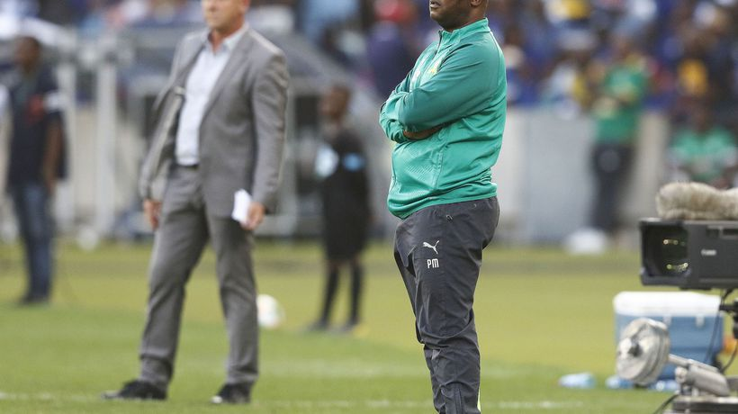 Is Gustin Sirino the player that Pitso has always been looking for