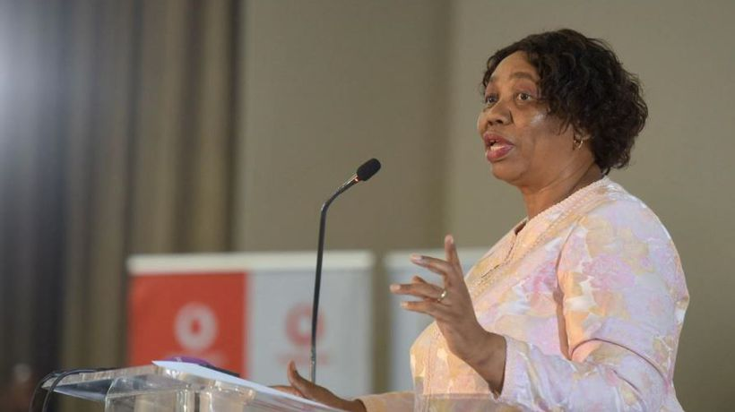 Education Minister Angie Motshekga on Matric 2019 results