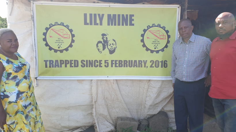 The Lily mine tragedy still unresolved