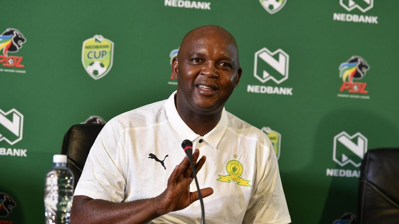 Sundowns takes on SuperSport in the battle for the Nedbank Cup