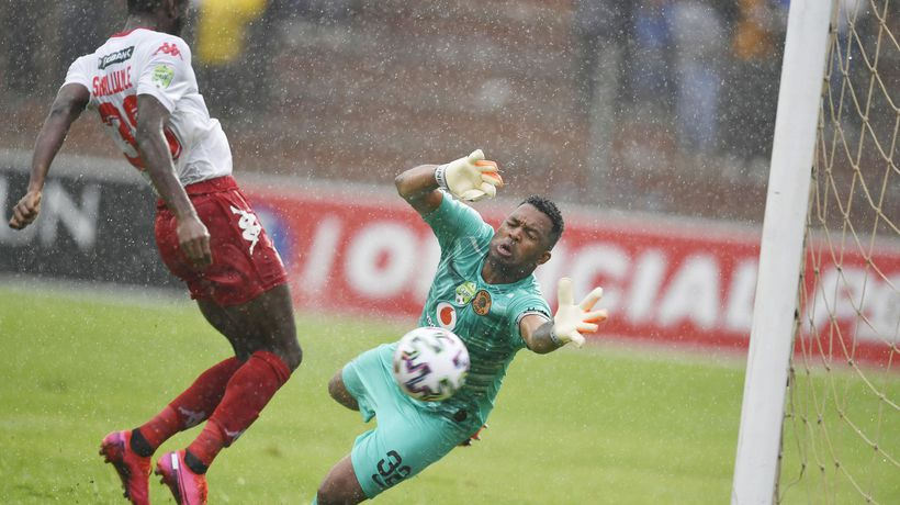 Chiefs Knocked out of Nedbank Cup by Highlands Park