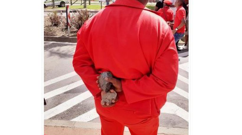From bloody floors to F-bombs, EFF chaos in Eastern Cape legislature