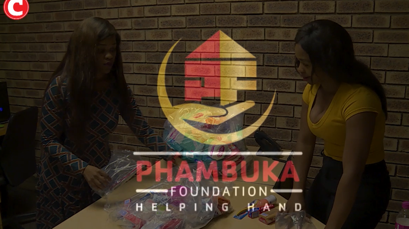 Phambuka Foundation keeps giving