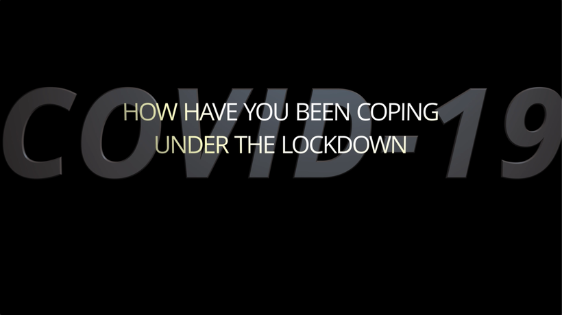 People around the world offer their experiences of what life in Covid-19 lockdown is like