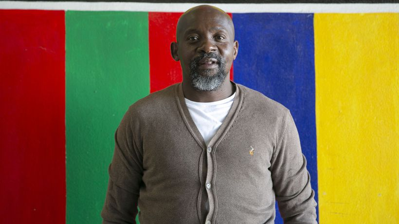 Keeping Theatre Alive - James Ngcobo