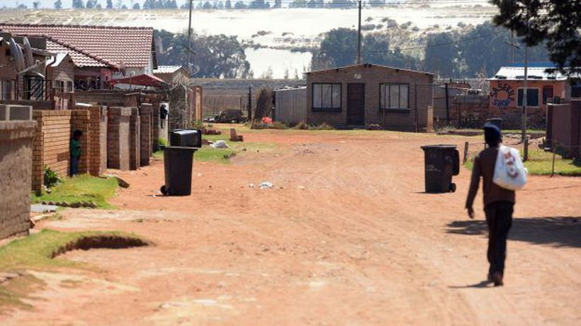 Mine Dumps: The biggest health risk in Johannesburg's townships