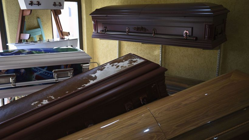 Covid-19 deaths rise as mortuaries run at a backlog
