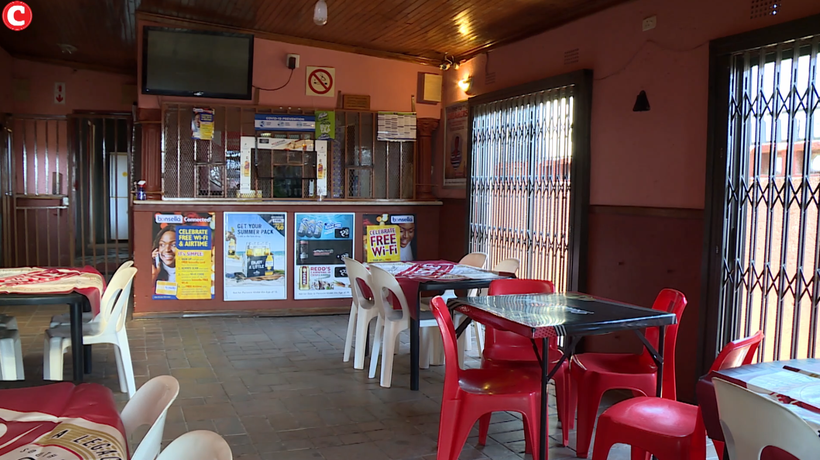 Tavern Owners in Tembisa express their struggles to the return of the alcohol ban