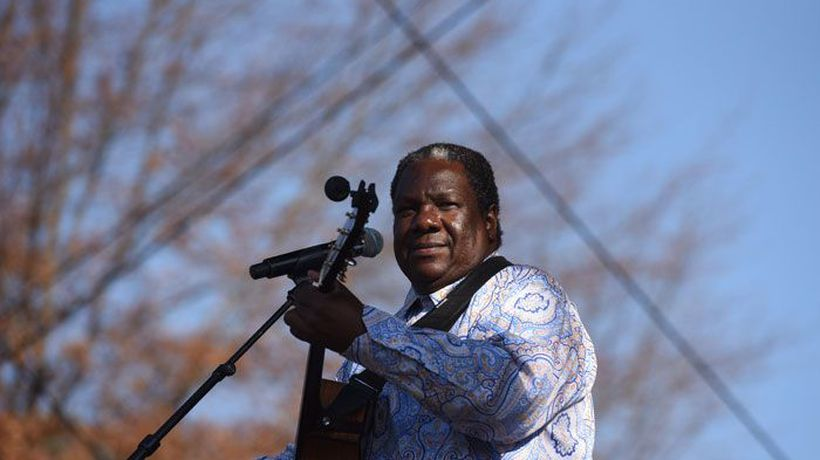 Vusi Mahlasela Interview
