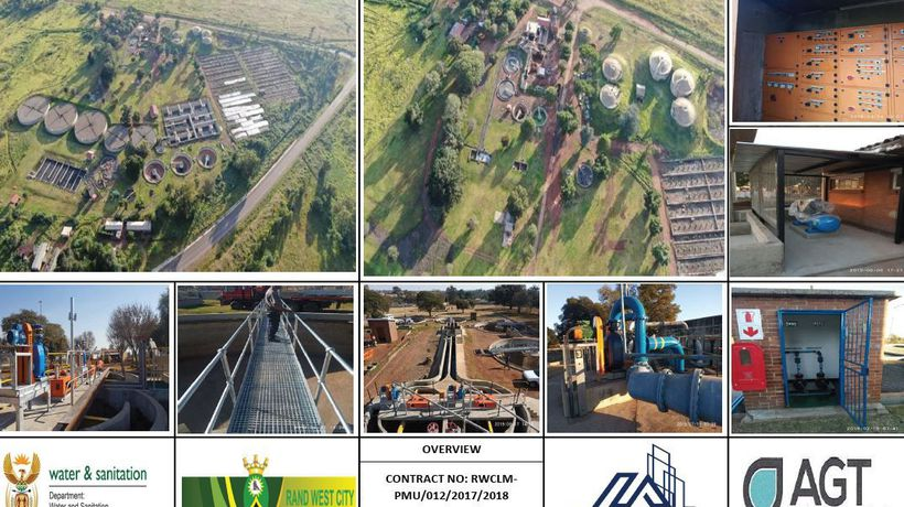Randfontein Wastewater Treatment Works now up and running