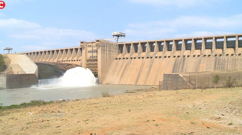 The water levels at the Vaal Dam hover below the 40% mark due to the dry winter season.