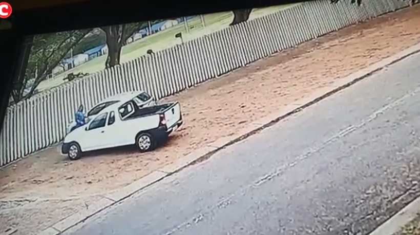Two cars stolen in 2 days, in the exact spot in Pretoria