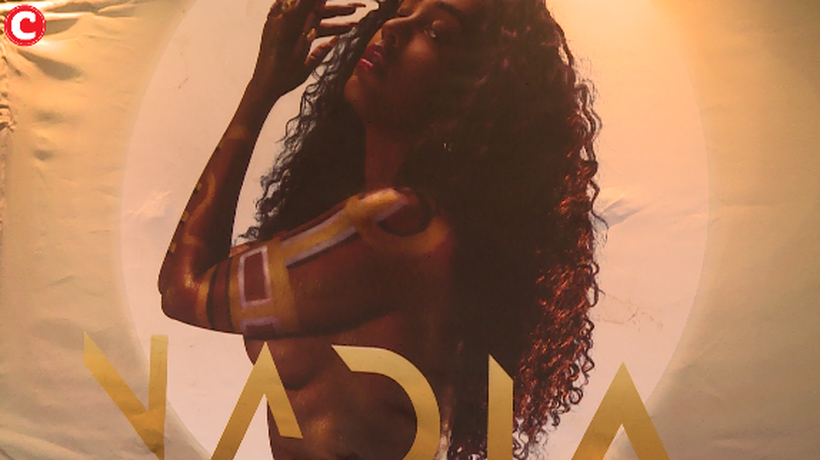 'Nadia Naked' album launch cost R500 000 to make
