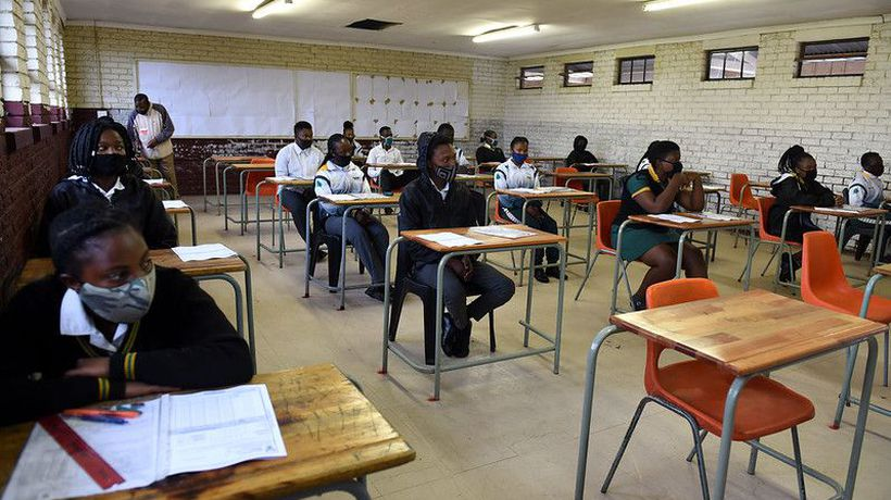 Marred by Covid-19 fears, matric class of 2020 start final exams
