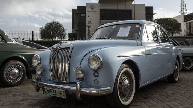 Extremely rare classic and vintage cars to go under the hammer