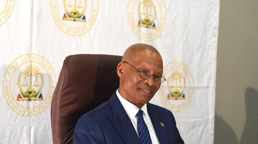 'I won't stop praying,' says Mogoeng after Covid-19 vaccine comments