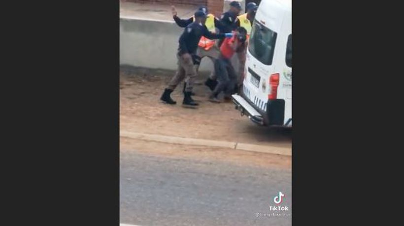 Investigations continue following Tshwane metro police officers assaulting a man
